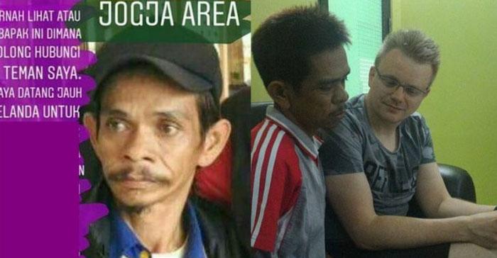 Saat Bule asal Belanda Datang ke Indonesia untuk Mencari Malaikat yang Menyelamatkan Paman- nya