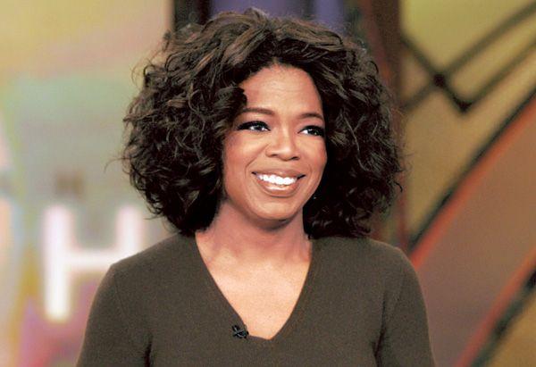 Oprah Winfrey muda