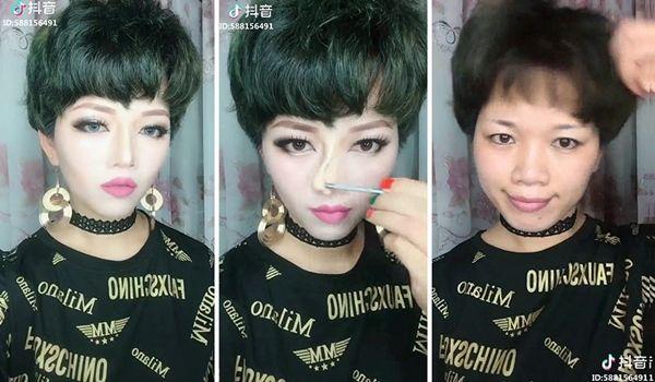 6. Bukti kalau cewek itu kreatif abis kalau udah berhubungan sama make up dan kecantikan