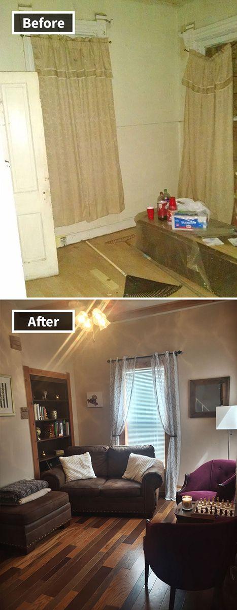 6. Setelah direnovasi ini, ruangan ini terasa hangat dan lebih nyaman, ya?