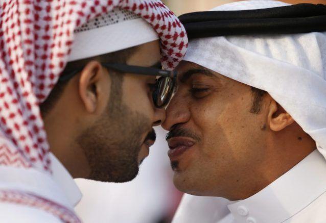 """Kata """"Assalamualaikum"""" menjadi bagian dari memberi salam di Arab Saudi"""