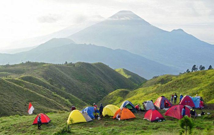 Gunung Prau - Dieng