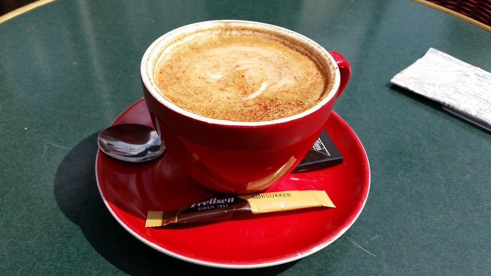 Mahalnya harga secangkir kopi di Denmark