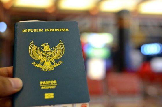 Persiapkan passpor saat kamu akan travelling ke luar negeri