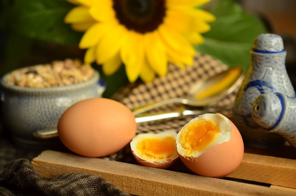 3. Telur yang masih utuh dengan kuning telur di dalamnya dapat merusak dan mengganggu sistem pencernaan apabila dipanaskan kembali