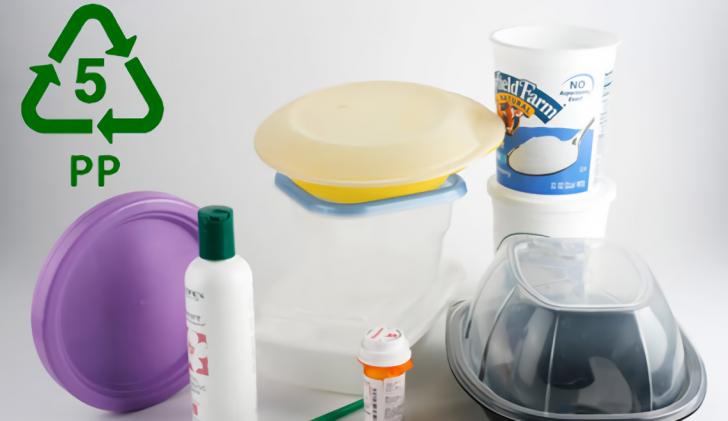 Arti PP (polypropylene) pada kemasan botol