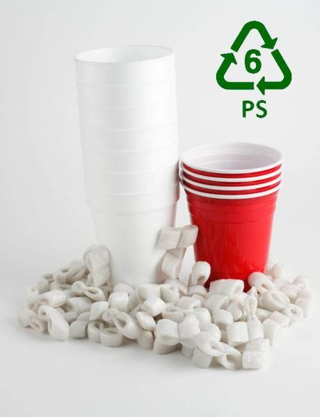 Arti PS (Polystyrene) di botol kemasan