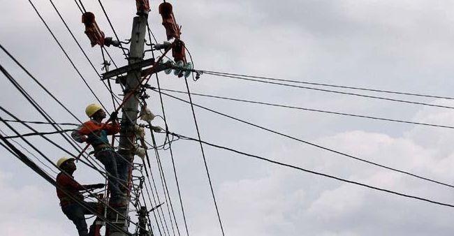 Memperbaiki listrik