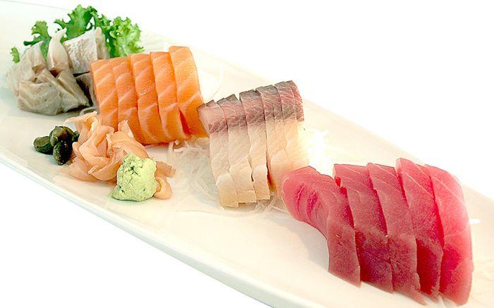 Ikan tuna & ikan salmon kaya nutrisi dan kolagen