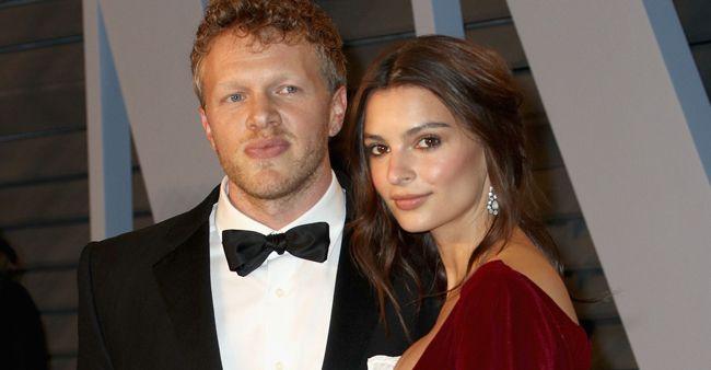 1. Emily Ratajkowski dan Sebastian Bear-McClard menikah setelah kencan singkat