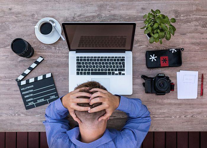 Stress dan takut gagal