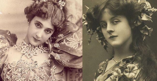 10 Potret Wanita Tercantik dari 100 Tahun Lalu
