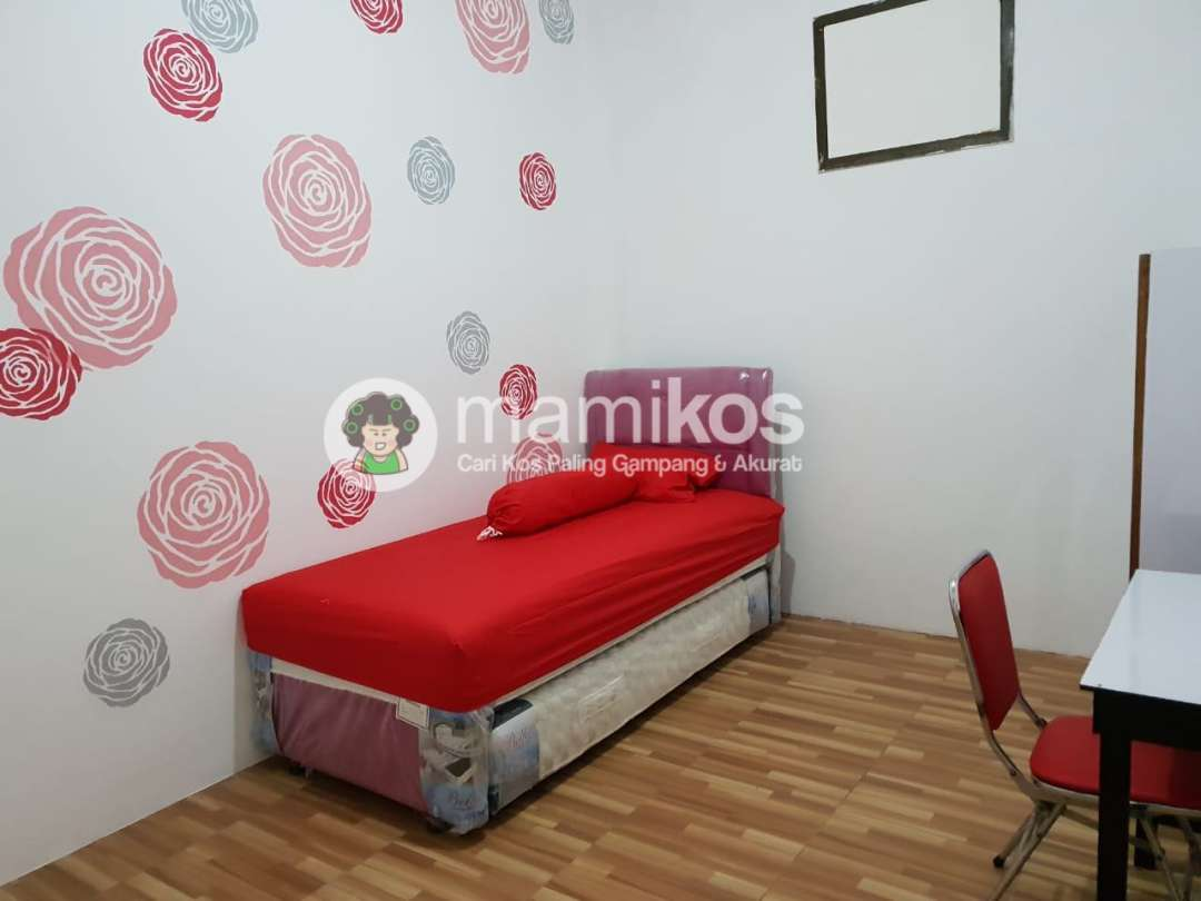 Inspirasi desain kamar kos keren dengan Mamikos