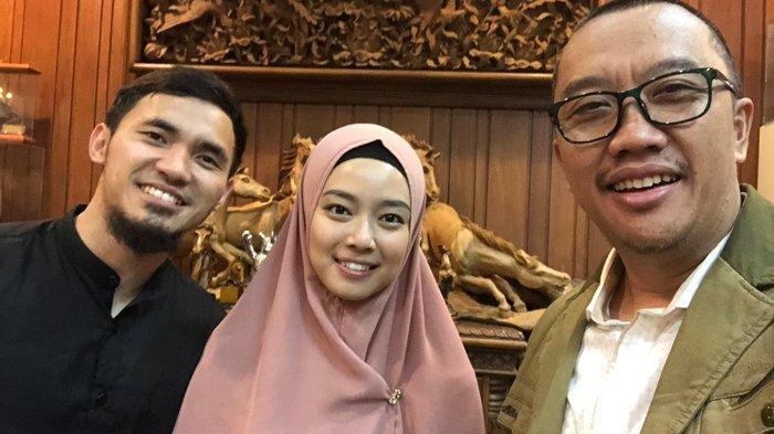 Lindswell Kwok dengan Achmad Hulaefi dan Imam Nahrowi