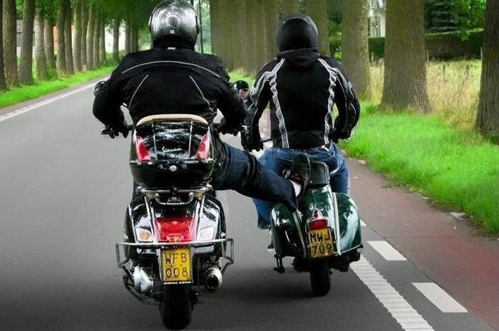 Motor mogok