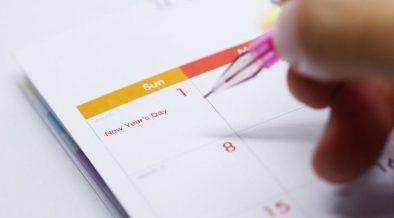 Tips menulis Resolusi Tahun Baru