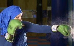 Zahra Butt, Pelatih Tinju Berhijab Pertama di Inggris