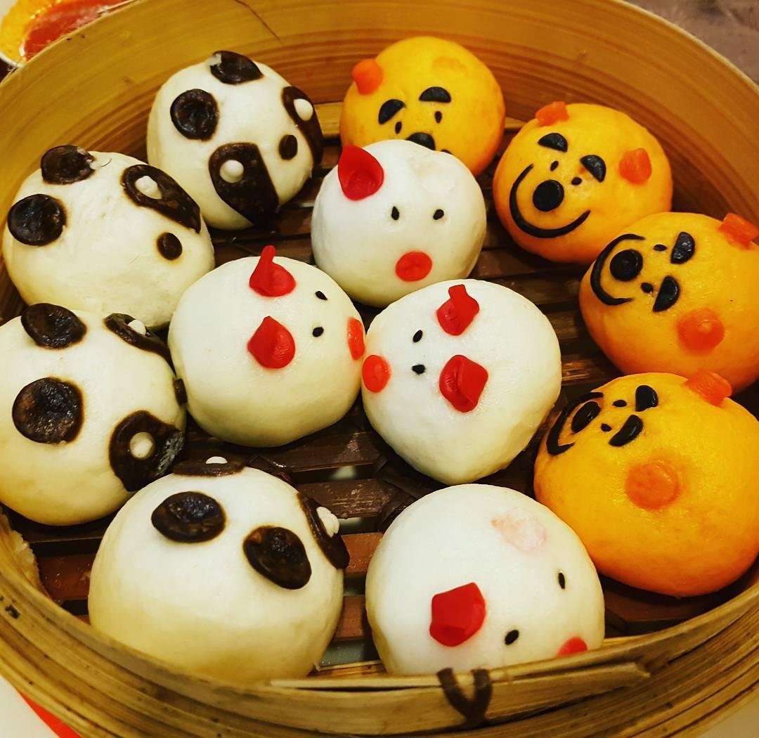 Animal Pao, salah satu makanan paling instagramable sepanjang masa
