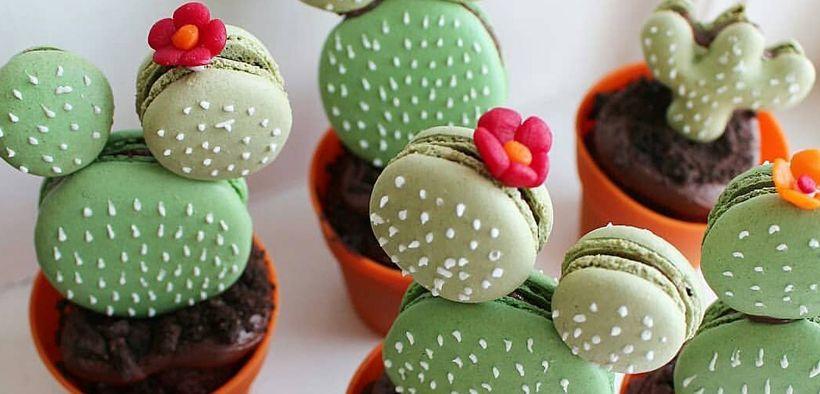 Macaron, salah satu makanan paling instagramable sepanjang masa