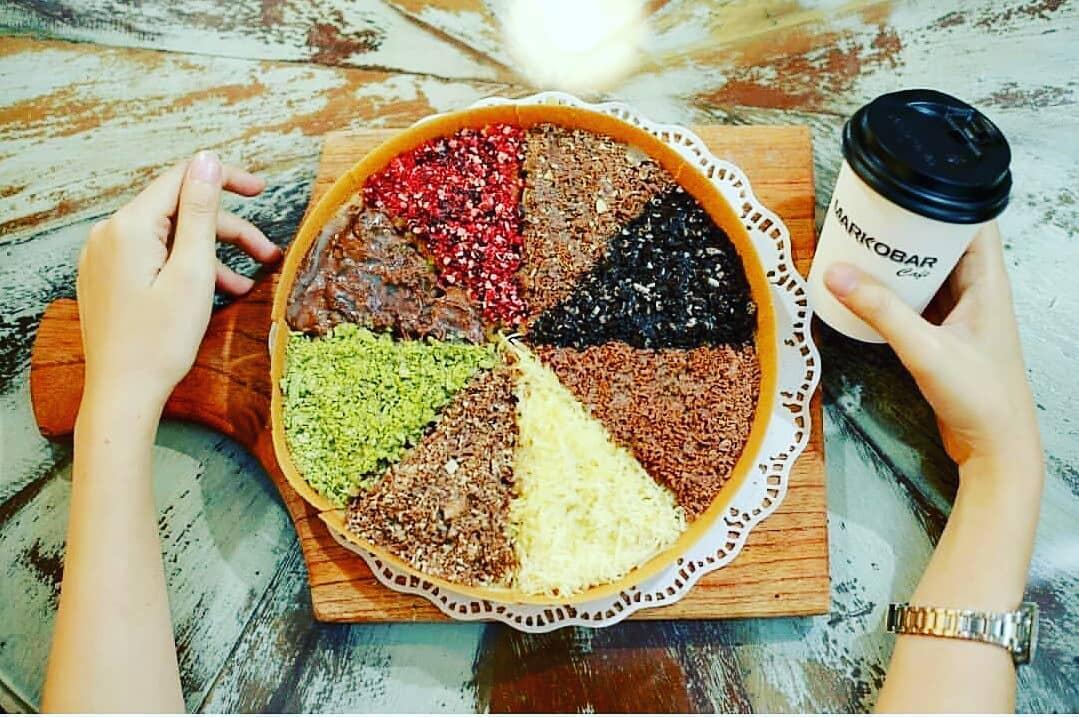 Martabak manis, salah satu makanan paling instagramable sepanjang masa