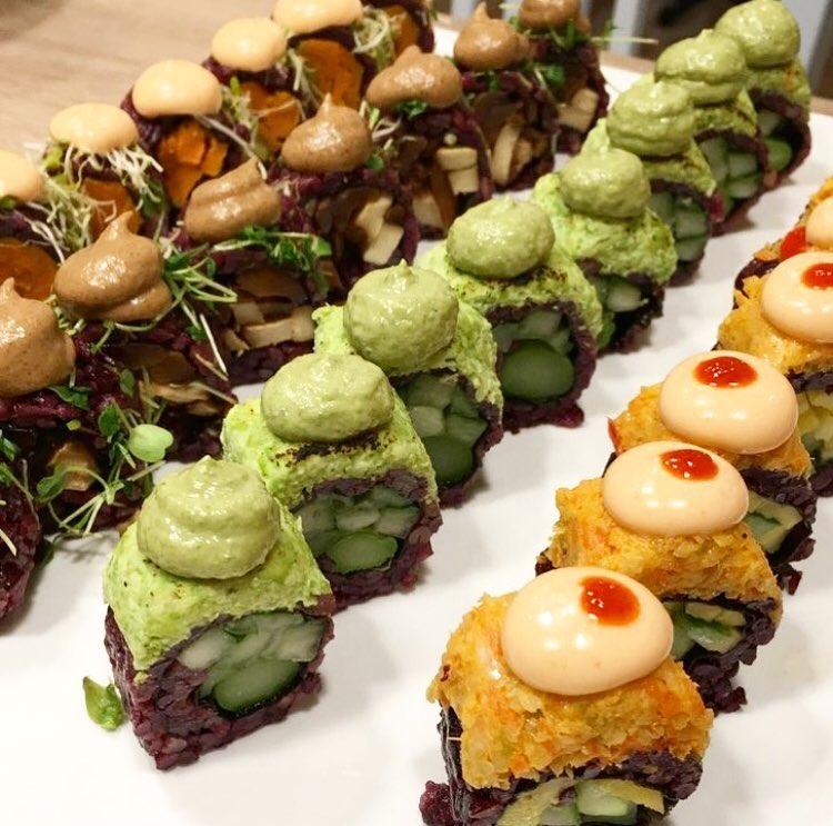 Cute sushi, salah satu makanan paling instagramable sepanjang masa