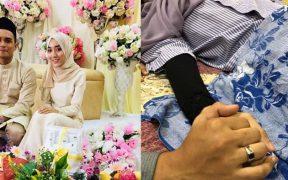 Belum 24 Jam Menikah, Pengantin ini Harus Meninggalkan Suaminya