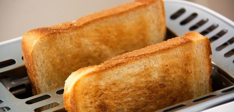 Roti panggang, benarkah salah satu menu sarapan terbaik?