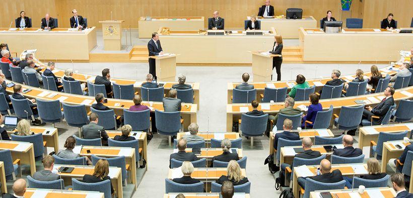 Anggota DPR Swedia Digaji Rendah dan Tidak Dapat Tunjangan