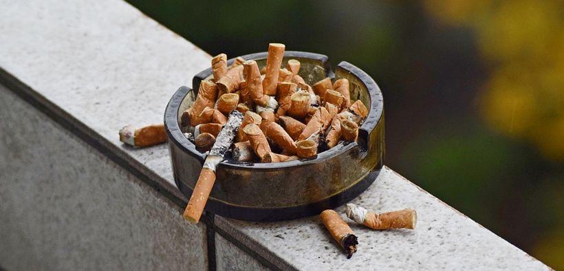 Rokok meninggalkan bahaya, bahkan setelah asapnya menghilang