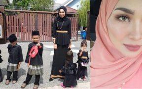 Viral! Kisah Ibu Muda Umur 25 Tahun Melahirkan 5 Anak dalam 5 Tahun Berturut- turut