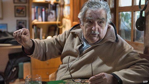 Kisah inspiratif Jose Mujica