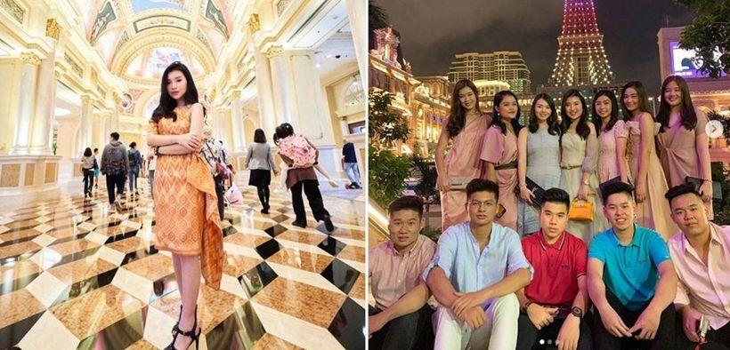 Heboh Crazy Rich Surabaya Rayakan Pesta Ulang Tahun Mewah