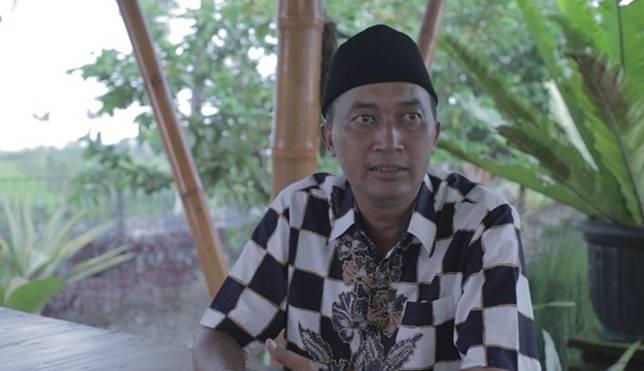 Junaedi Mulyono, kepala desa Ponggok, Klaten