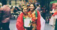 Siswi SMA Temukan Obat Kanker dan Jadi Juara Dunia