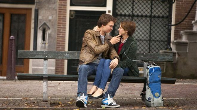 Film drama romantis The Fault in Our Stars (2014)