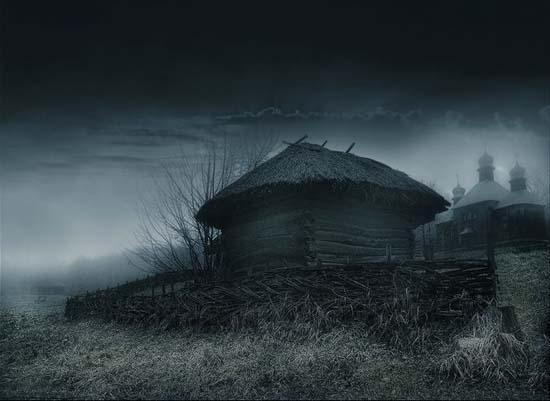 Mengintip misteri kampung gaib seranjana