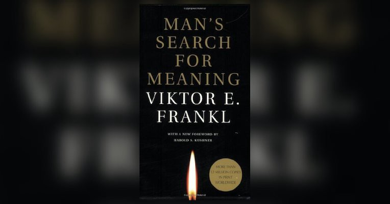 2. Man's Search For Meaning (Viktor E. Frankl)