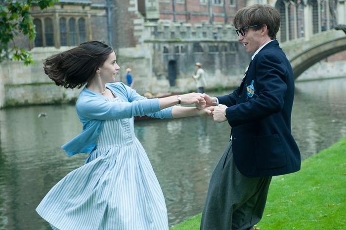 Film romantis kisah hidup Stephen Hawking, The Theory of Everything