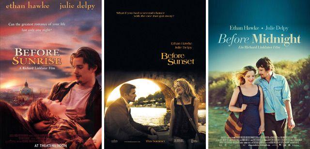 Film romantis Trilogi Before