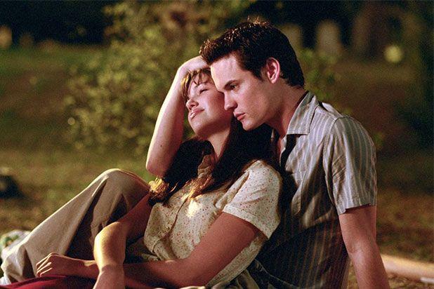 Film romantis legendaris a Walk to Remember