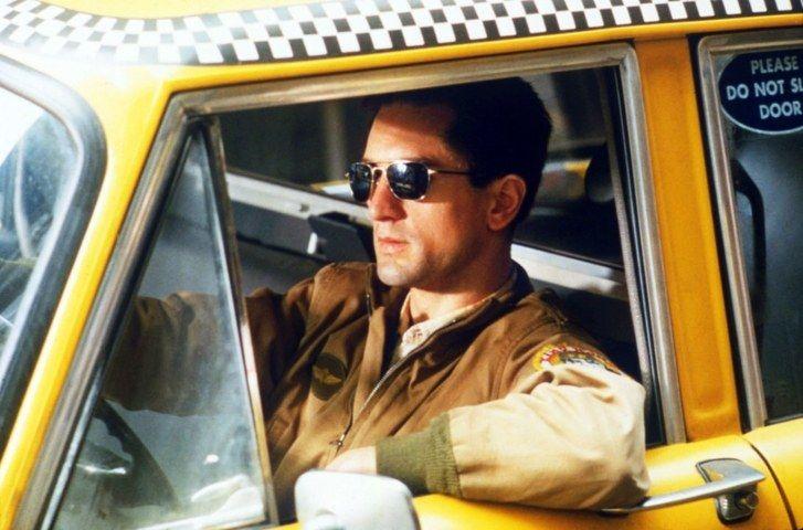 Film Taxi Driver (1976)
