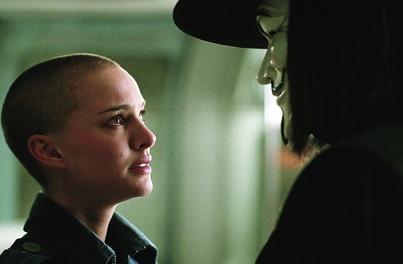 3. V for Vendetta (2006)